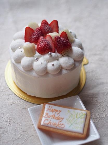 母想いのバースデーケーキ